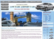 Cheap london airport taxi