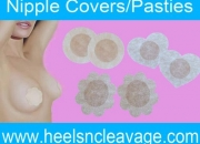 10 prs of high quality nipple covers / Pasties £6.65