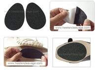 Self-adhesive anti-slip shoe sole protectors £5.47