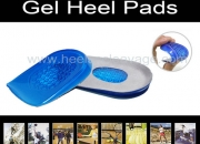 Silicone Heel Pads £6.99