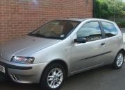 2000 Fiat Punto Sporting