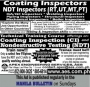 Nondestructive Testing (NDT) Training