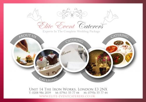 A halal wedding caterer of distinction - elite event caterers