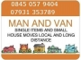 islington n1 MAN AND VAN HIRE,FM £25 P/H All Inc & FREE CONGESTION Toby.07931353789
