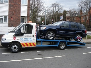 Pictures of Breakdown recovery, car transporter, car delivery service london 2