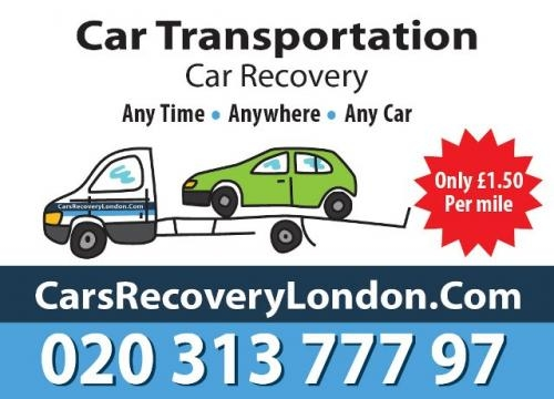 Pictures of Breakdown recovery, car transporter, car delivery service london 1