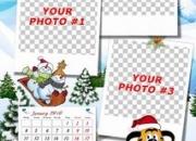 Digital photo templates
