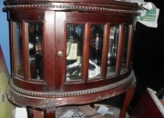 Wooden Drinks Cabinet