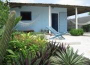 3 bedroom villa in brazil, 1 min. walk from clean & quiet beach