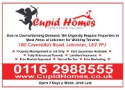 Landlords wanted with properties to let