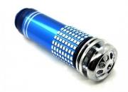 Blue mini car ionic fresh air purifier
