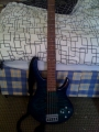 Peavey 5-String Bass For Sale With Gig Bag