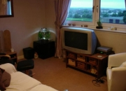 2 bed flat - livingston