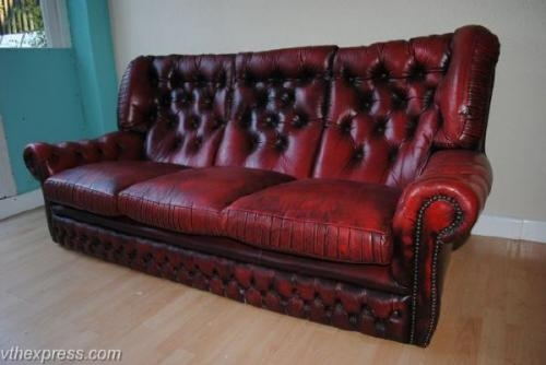 London secondhand furniture chesterfield sofas from £219