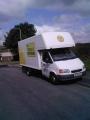 Merseyvanman Van hire with a Driver