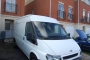 FORD TRANSIT MWB 2005 with FITTED BLUETOOTH