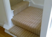 Hall's of staff's carpets and flooring:karndean