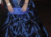 Royal blue prom / ball gown must sell