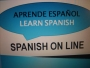 LEARN SPANISH ON LINE, SKYPE, MESSENGER