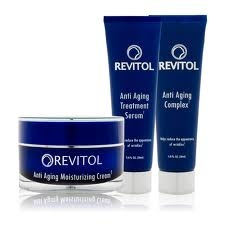 Revitol - painless hair removal cream