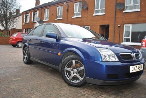 Vauxhall vectra 1.8ls 2004