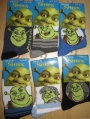 RETOURWARE24 outlet Cars, Spongebob, Shrek socks wholesale clearance