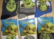 RETOURWARE24 outlet Cars, Spongebob, Shrek socks wholesale clearance