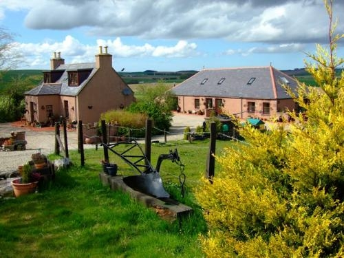 Self catering cottages aberdeenshire