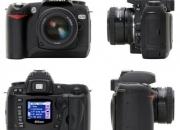 Complete camera kit (nikon / fuji) for starters.