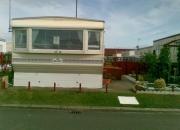 8 berth caravan for hire