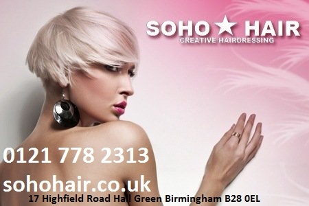 Top hairdressers in birmingham - soho hair