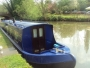 FOR SALE 50FT NARROW BOAT