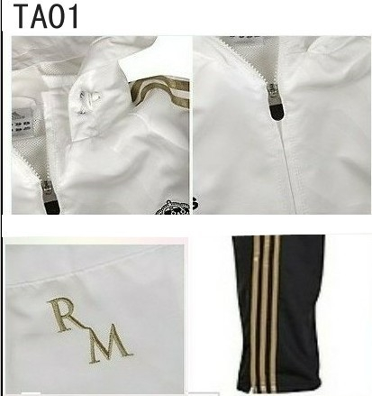 The latest soccer tracksuit