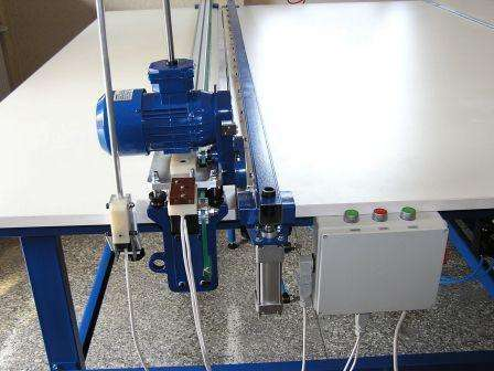 Cutting line uk-1 for solid and heavy materials