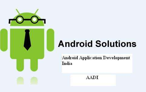 Develop smart android applications for web design