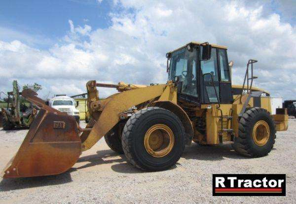 Wheel loader cat 962g 2000**for sale**