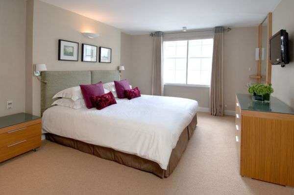 One double bedroom flat for rent in city centre london