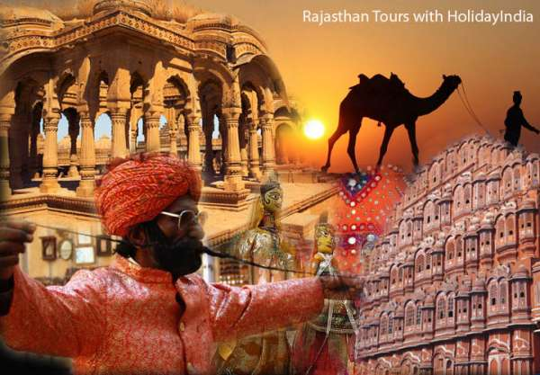 Explore the true colors of india in rajasthan
