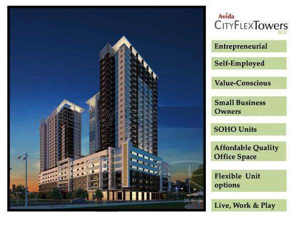 Condo for sale: avida cityflex towers bgc
