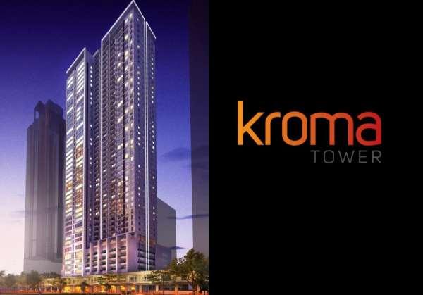 Condominium for sale: kroma tower makati