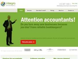 Accounting bookkeeping services for businesses