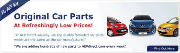 Car parts: price match guarantee, exact hour delivery, excellent reviews by customers