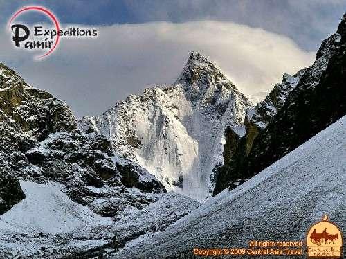 Trekking in pamir mountains. trip till aksu and sabakh peaks?!