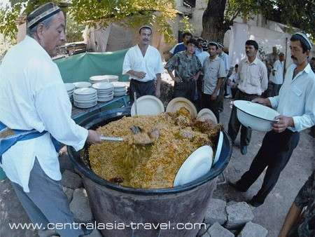 Gastronomic and culinary tours in uzbekistan, central asia