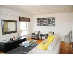 Wow! luxurious and fully furnished 3 bed rental flat in beaufort park, london