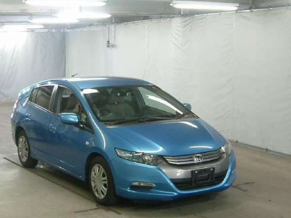 Used honda insight 2009 models for sale from japan