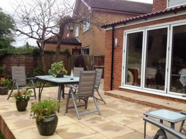 House extension in birmingham, west midlands