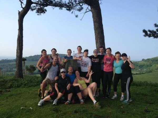 Grow slim with boot camp training at rebootdorset