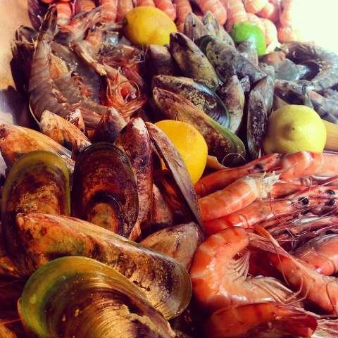 Seafood restaurant london - soho restaurants london
