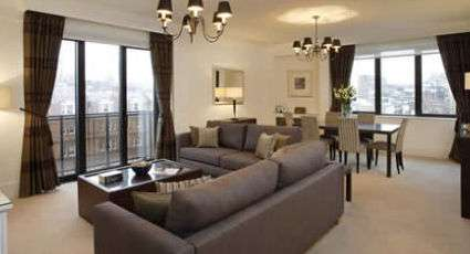 Shaw house short let apartments mayfair w1j
